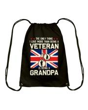 Being A Grandpa British Drawstring Bag thumbnail