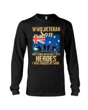 WWII Veteran Son Long Sleeve Tee thumbnail