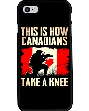 Canadians Take A Knee Phone Case thumbnail