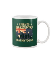 Served My Country Mug thumbnail