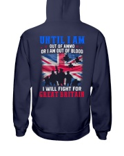 Fight For GB Hooded Sweatshirt thumbnail