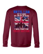 Fight For GB Crewneck Sweatshirt thumbnail