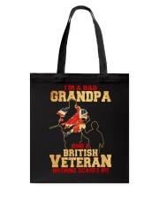 British Grandpa Tote Bag thumbnail