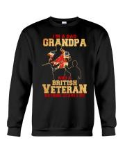 British Grandpa Crewneck Sweatshirt thumbnail