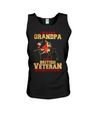 British Grandpa Unisex Tank thumbnail