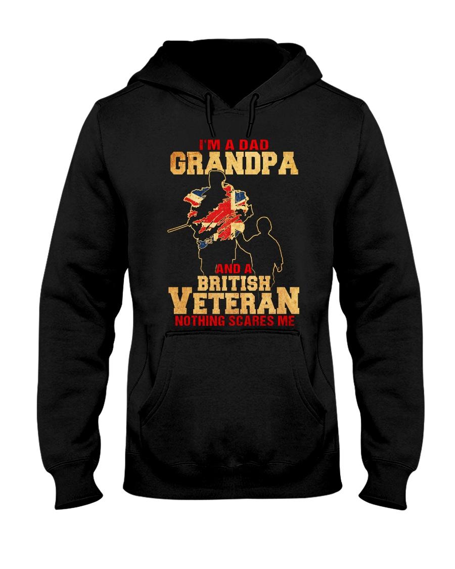 British Grandpa Hooded Sweatshirt