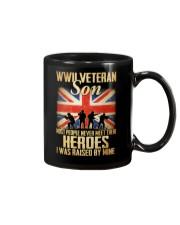 WWII Veteran Son Mug thumbnail