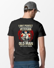 Ain't Perfect Classic T-Shirt lifestyle-mens-crewneck-back-6