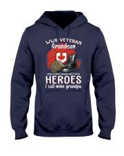 CA Hero WWII Veteran's Grandson Hooded Sweatshirt thumbnail