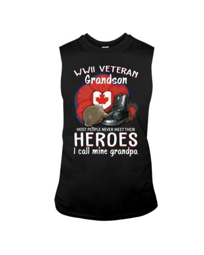 CA Hero WWII Veteran's Grandson
