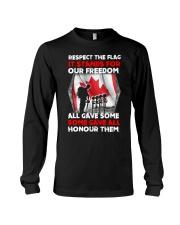 Respect The Flag Long Sleeve Tee thumbnail