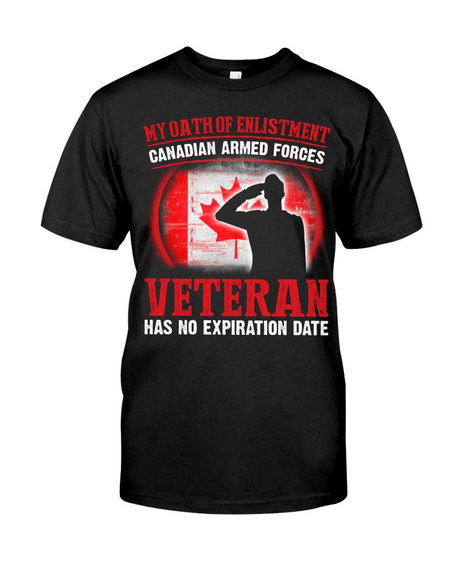 No Expiration Date Classic T-Shirt