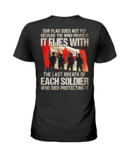 Flag Doesn't Fly Ladies T-Shirt thumbnail