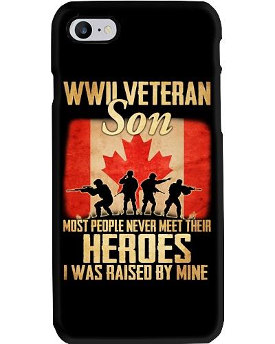 WWII Veteran Son