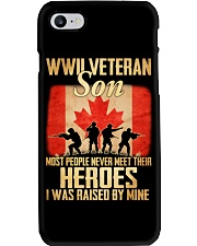 WWII Veteran Son Phone Case thumbnail