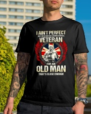 Ain't Perfect Classic T-Shirt lifestyle-mens-crewneck-front-8