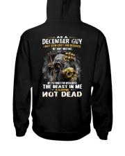 THE BEAST IN ME - DECEMBER GUY Hooded Sweatshirt thumbnail