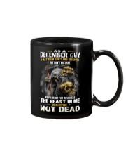 THE BEAST IN ME - DECEMBER GUY Mug thumbnail