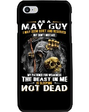 THE BEAST IN ME - MAY GUY Phone Case thumbnail