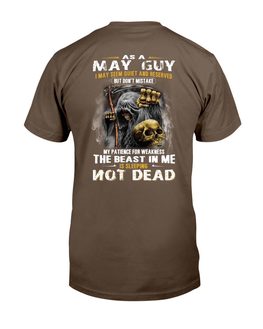 THE BEAST IN ME - MAY GUY Classic T-Shirt