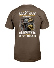 THE BEAST IN ME - MAY GUY Classic T-Shirt back