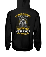 TO PISS OFF A - MARCH GUY Hooded Sweatshirt thumbnail