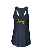 Classy Ladies Flowy Tank front