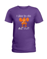 SQUATS Ladies T-Shirt thumbnail