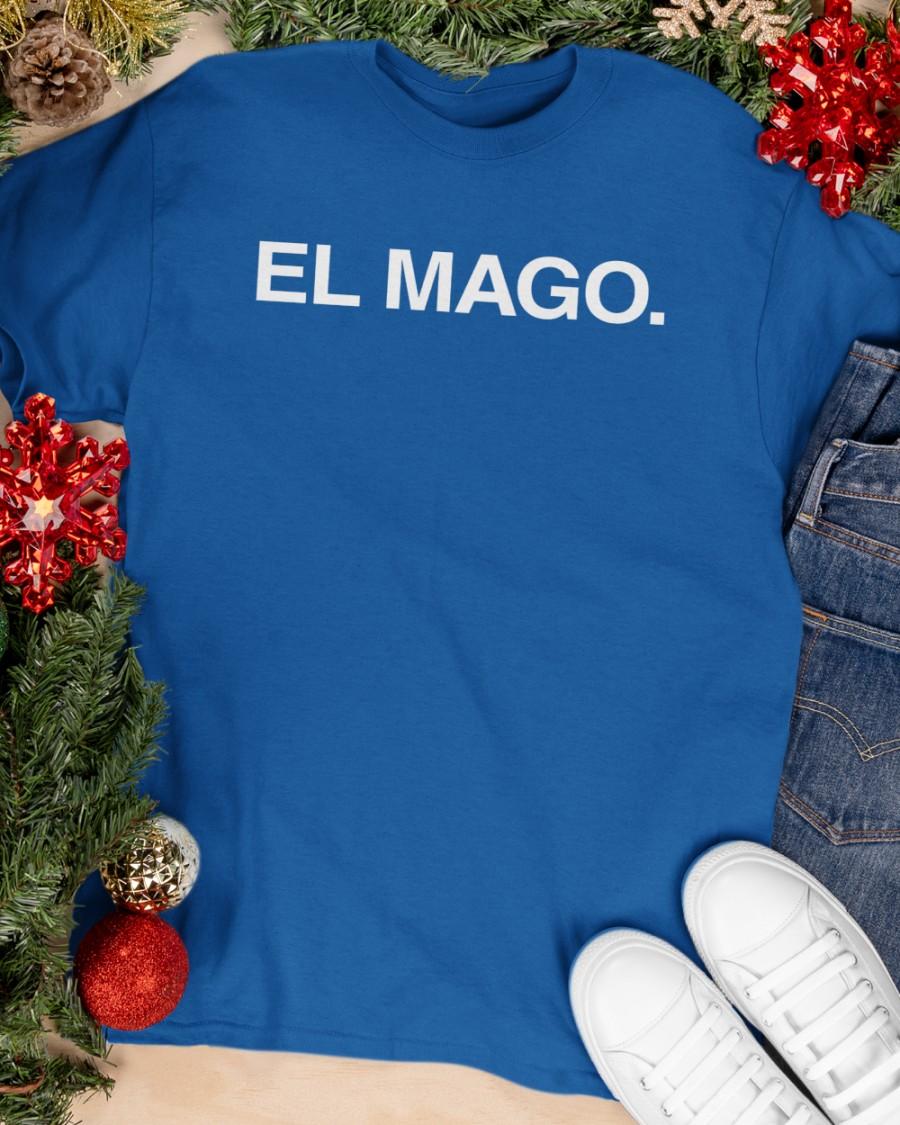 limited times obviousshirts el mago shirt