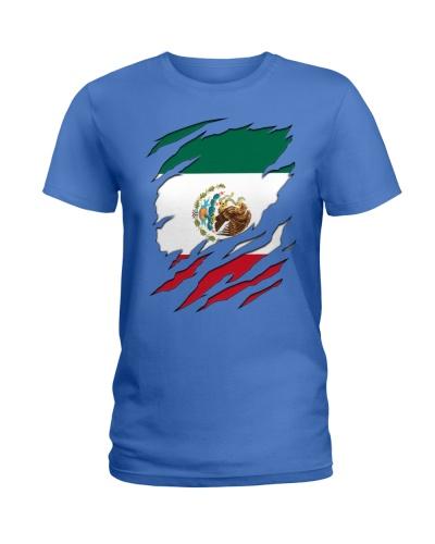 Born in Mexico