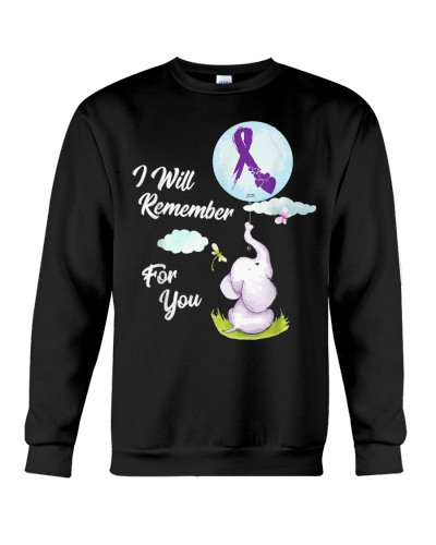 I Will Remember For You Awareness Elephant