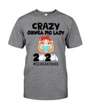 Guinea Pig Love Classic T-Shirt front