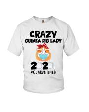 Guinea Pig Love Youth T-Shirt thumbnail