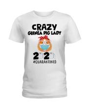 Guinea Pig Love Ladies T-Shirt thumbnail