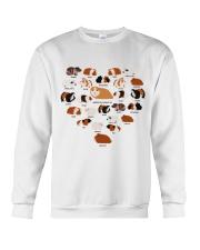 GUINEA PIG LOVE Crewneck Sweatshirt thumbnail