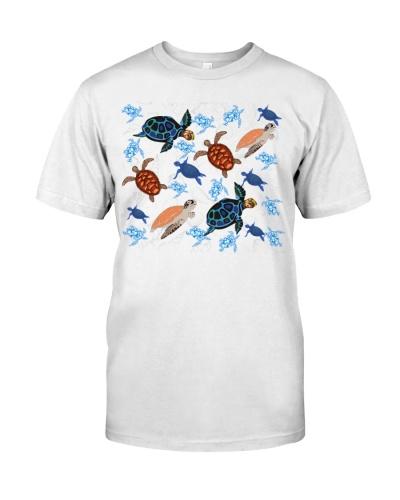 Sea Turtles lovers