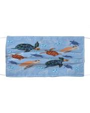 Sea Turtles lovers  Cloth face mask thumbnail
