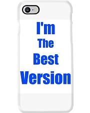 The Best Version Phone Case i-phone-7-case