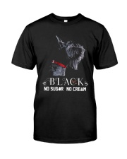 Scottish Terrier No Sugar  Classic T-Shirt thumbnail