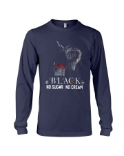 Scottish Terrier No Sugar  Long Sleeve Tee thumbnail