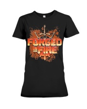 FORGED-IN-FIRE Premium Fit Ladies Tee thumbnail