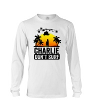 Charlie Dont Surf Long Sleeve Tee thumbnail