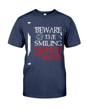 The Smiling Dungeon Master Premium Fit Mens Tee thumbnail