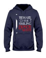 The Smiling Dungeon Master Hooded Sweatshirt thumbnail
