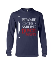 The Smiling Dungeon Master Long Sleeve Tee thumbnail