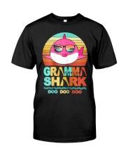 Gramma Shark  Classic T-Shirt front