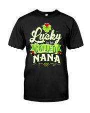 NANA IRISH  Classic T-Shirt front