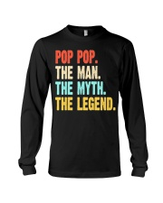 POP POP Long Sleeve Tee thumbnail