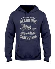 Only F4 Phantom Fans Understand Hooded Sweatshirt thumbnail