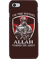 Im The Infidel Shirt Phone Case thumbnail